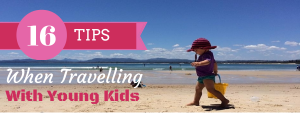 16 Tips for Caravanning With Young Kids