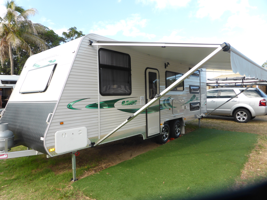 Review Of Our Coromal Element B696 Family Caravan