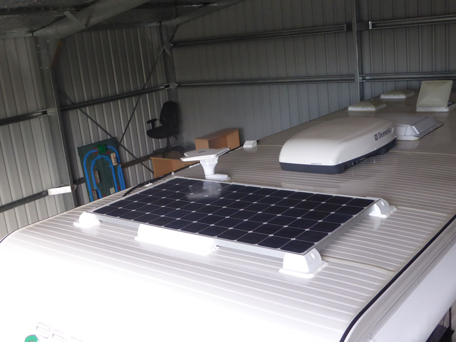 Choosing And Installing A Solar System To Your Caravan