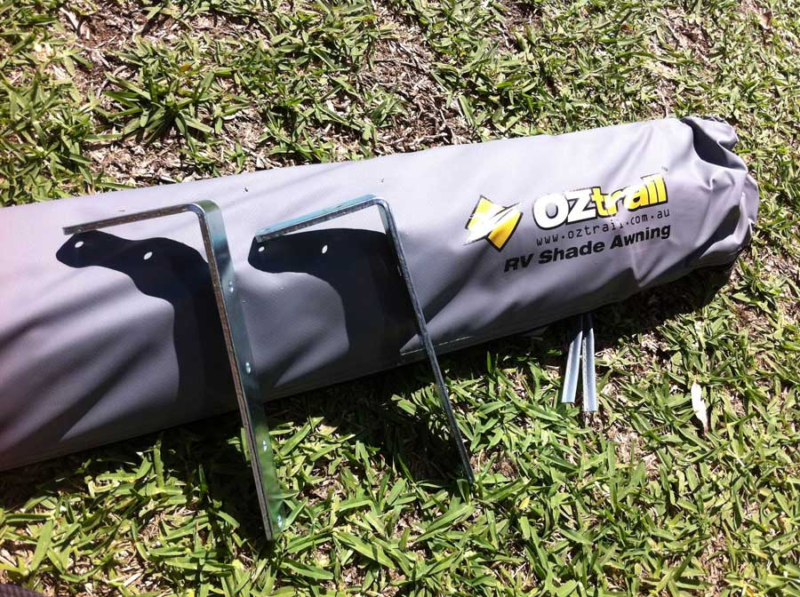 How To Install An Oztrail Awning To Your Car