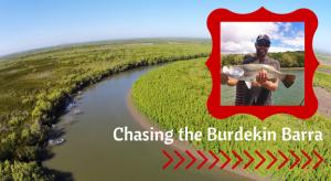 Chasing The Burdekin Barra In Ayr
