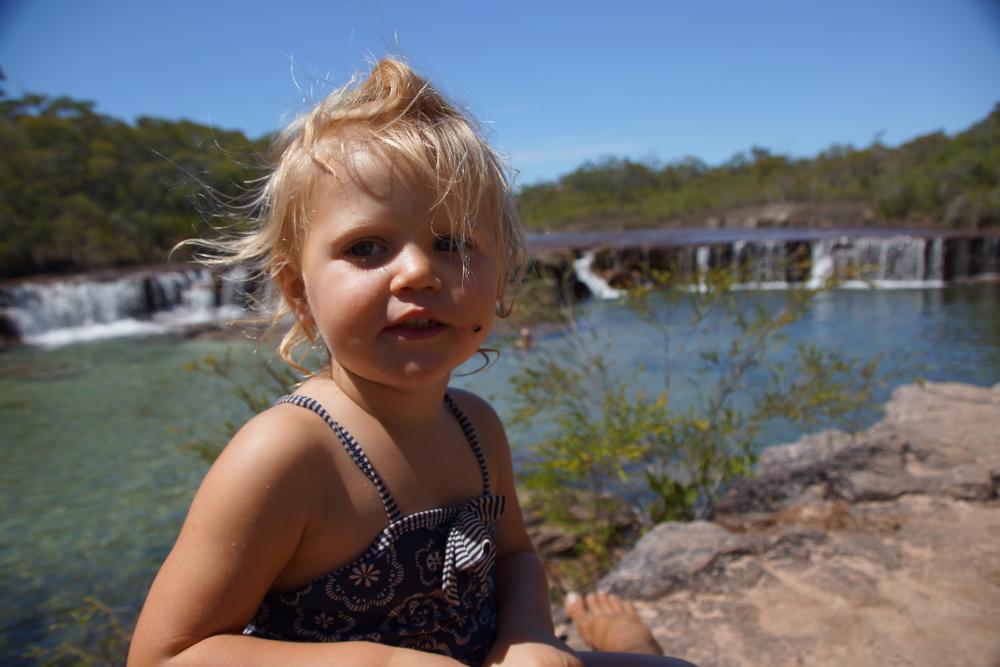 Fruit Bat falls, Cape York