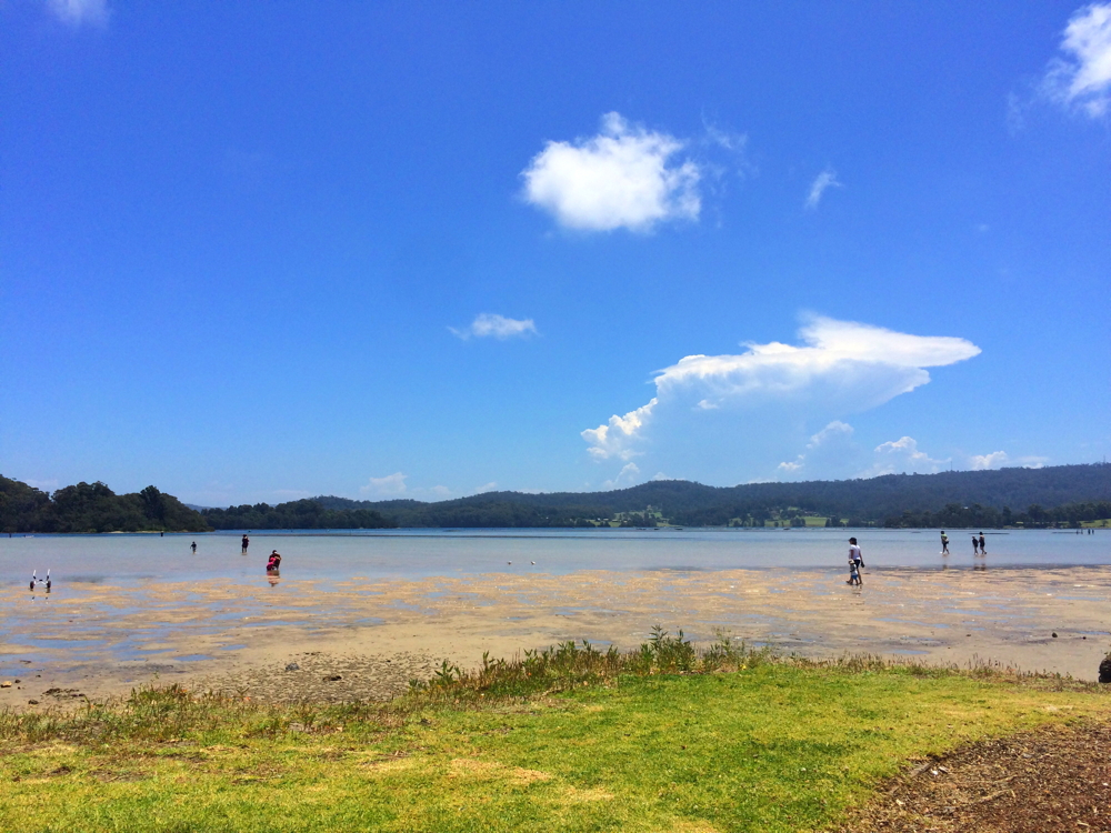 Narooma Forsters inlet