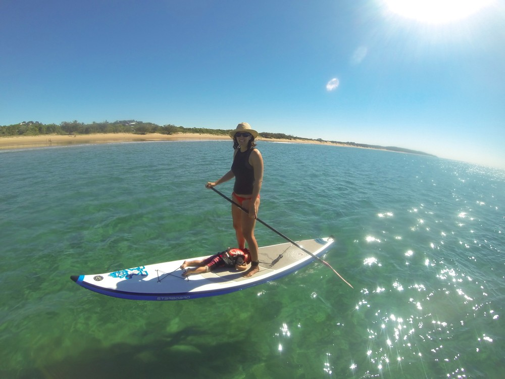 Starboard Astro Tourer Inflatable