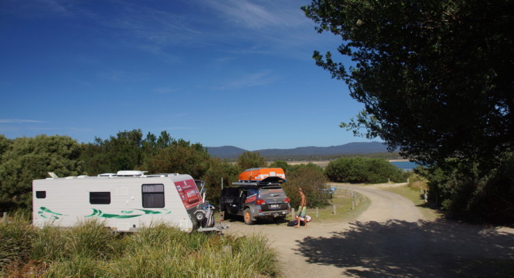 Exploring the North of Tasmania with kids