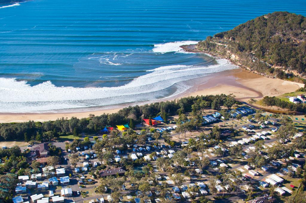 Umina beach nsw australia