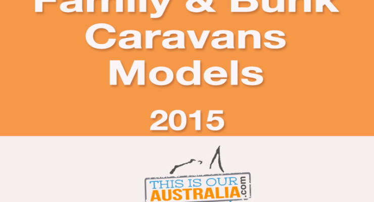 List of Australian family caravan brands and models