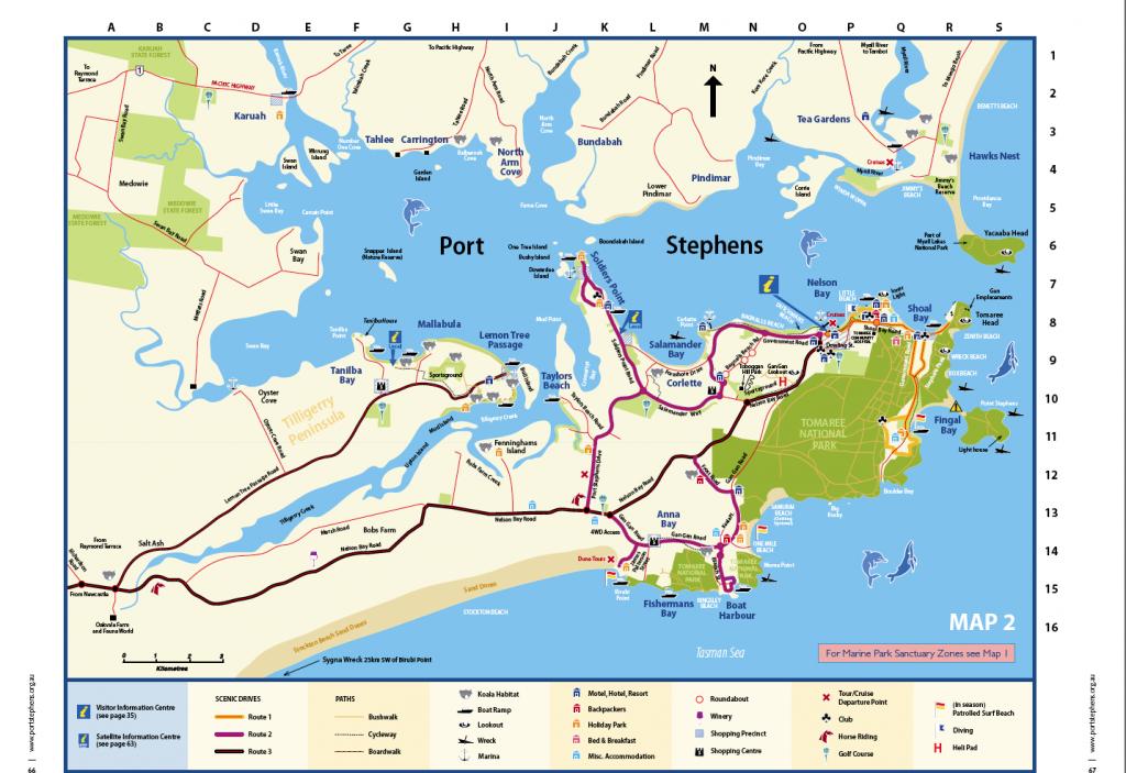 map-port-stephens