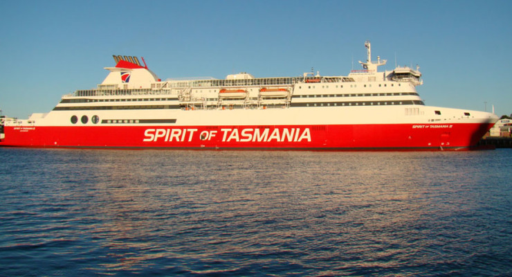 Taking your caravan on the Spirit of Tasmania